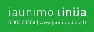 jaunimo linija logo
